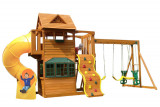 Sandpoint Deluxe Climbing Frame