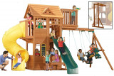 Skyline Climbing Frame & Monkey Bar