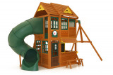 Toro Single Swing Climbing Frame