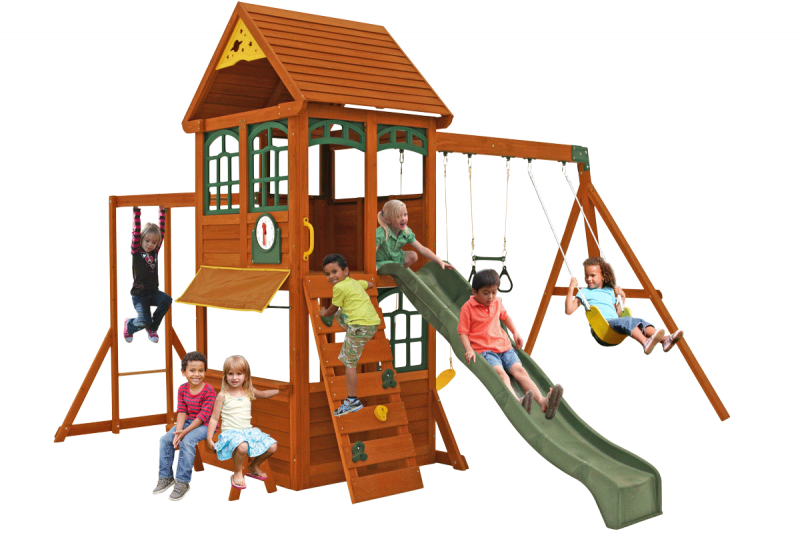Elan Kids Play Equipment