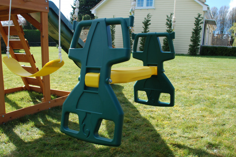 Selwood 2-Child Glider Swing