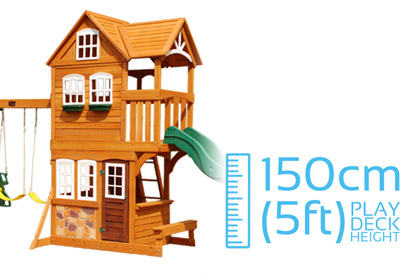 150cm (5ft) Deck Height