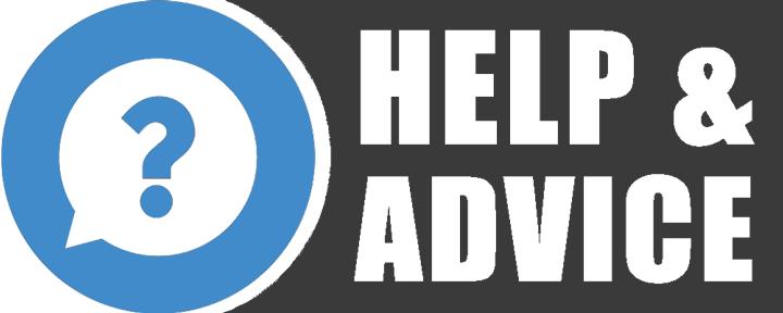 help banner